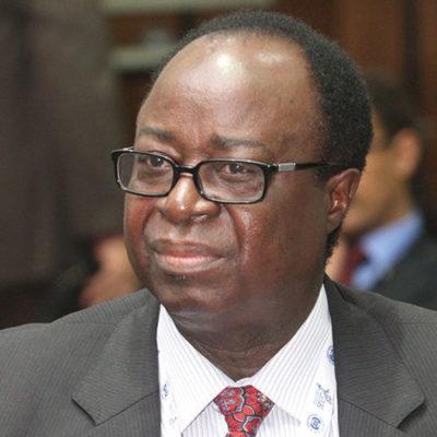 Prof Benno Ndulu